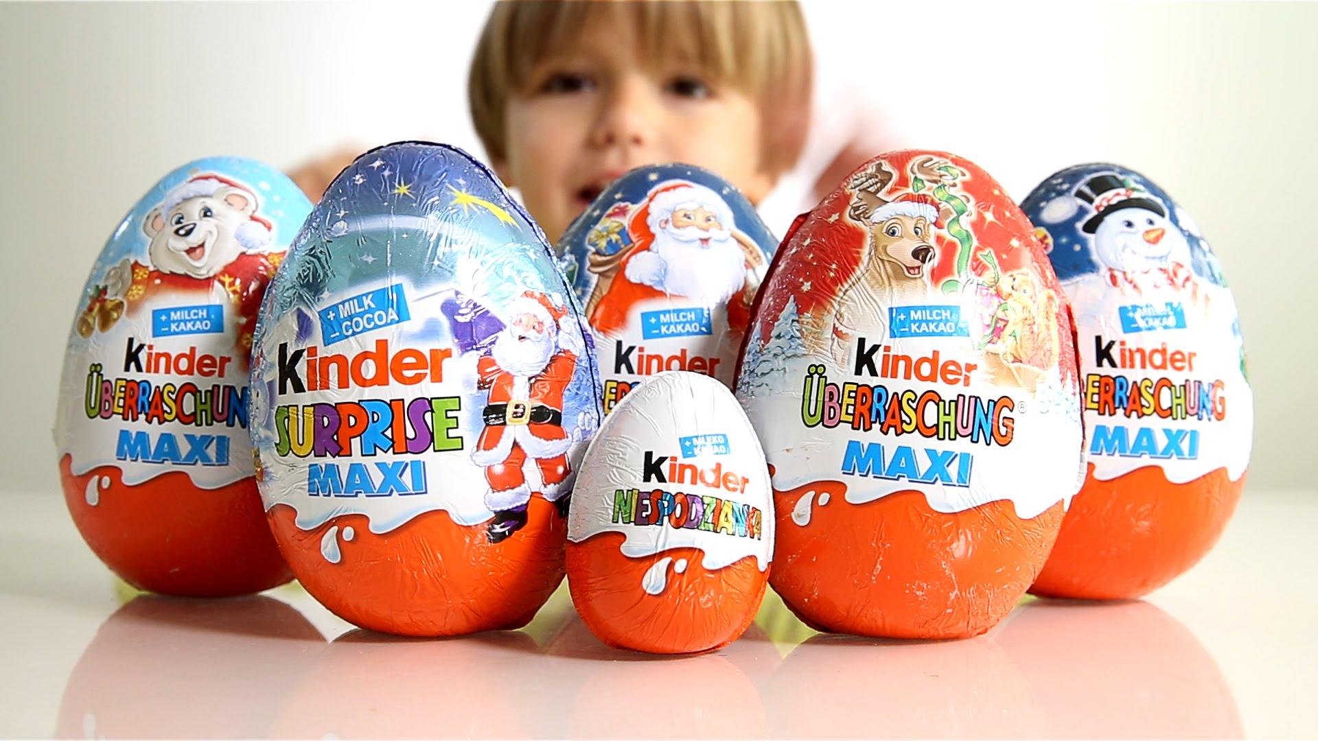 منع واردات تخم مرغ شانسی کیندر به ایالات متحده آمریکا