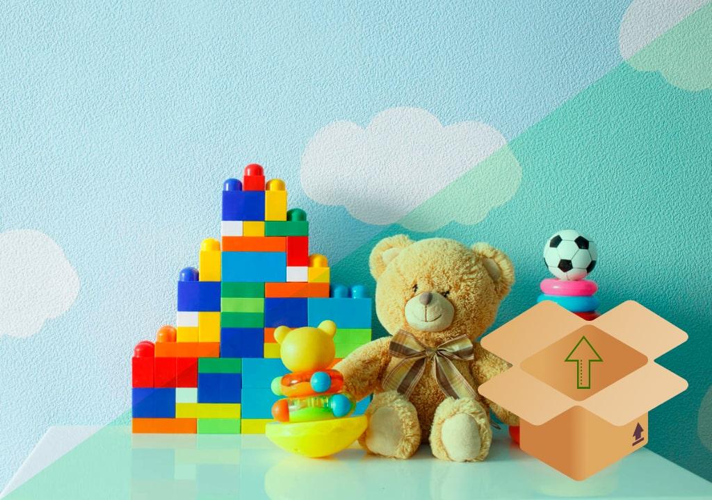 واردات اسباب بازی